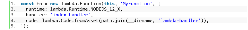 Four lines of code-1