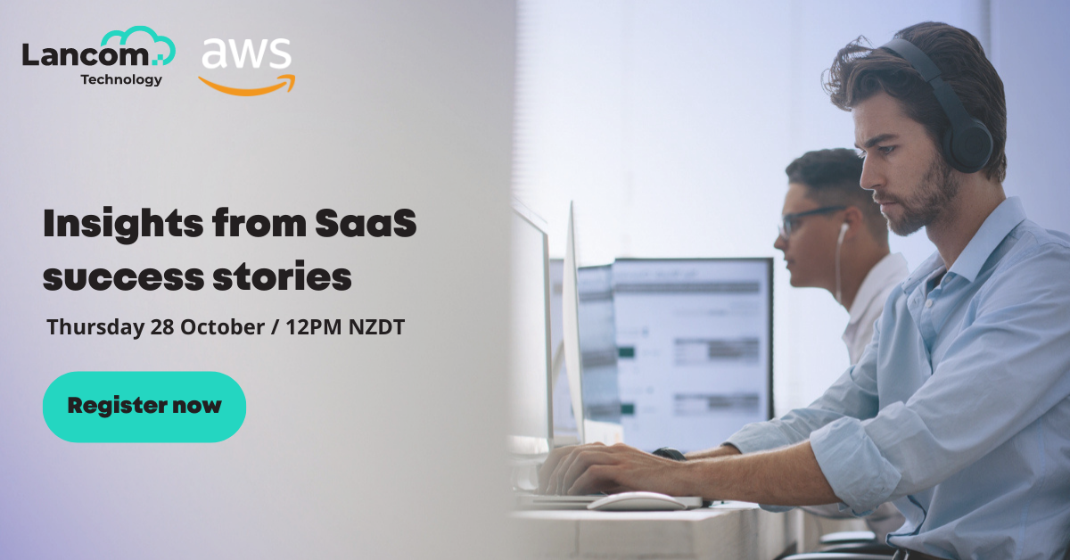 Scaling with AWS Webinar