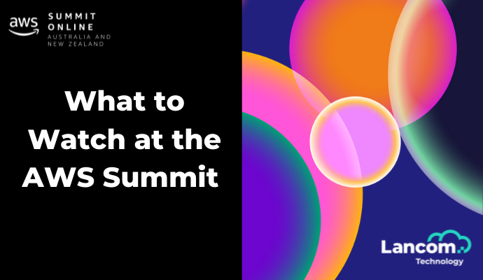 AWS Summit 2021 website