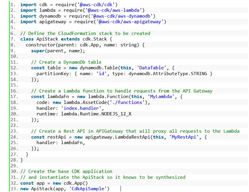 Sample Code-1